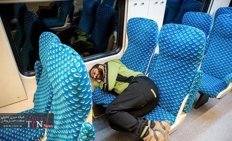 قطار گردشگری کاشان