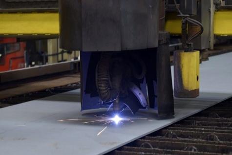 First steel cut for Australian icebreaker