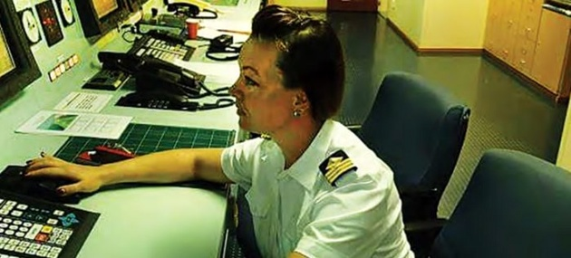 BW LNG announces first woman Captain onboard LNG carrier