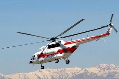 فعالیت پنج فروند هلیکوپتر امداد در خراسان رضوی