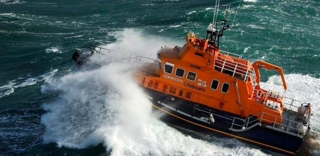 UK MCA, RNLI test drones for search and rescue