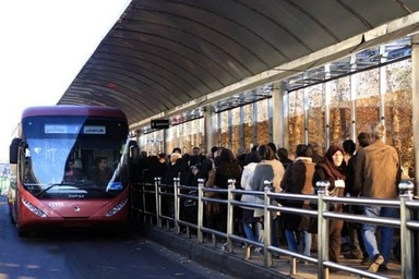 اجرای پروژه BRT برای سامان بخشیدن به حملونقل عمومی کرمان