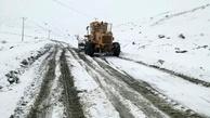 اعلام وضعیت قرمز برای جادههای برفی