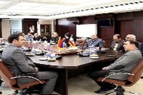 استقبال از اتصال خط ریلی ایران به ارمنستان