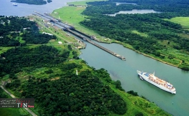 Panama Canal sets new tonnage record