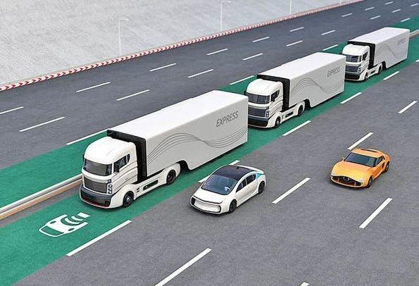 بهرهبرداری از اولین جاده با قابلیت شارژ خودروهای برقی