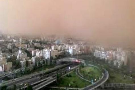 مرگ سالانه ۳ هزار نفر در تهران بر اثر آلودگی هوا