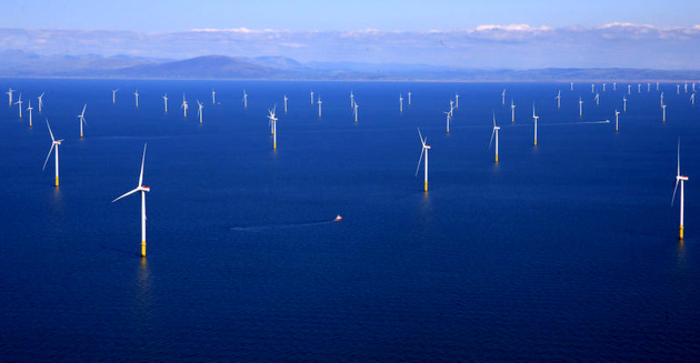 The World's Biggest Offshore Wind Farm Will Be as Cheap as Coal