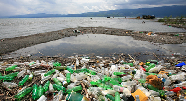IEA: Ocean plastics possible to double by 2030