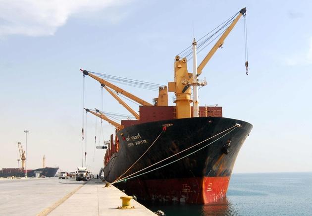ارسال نخستین محموله شیر خشک صادراتی از بندر فریدونکنار به مقصد روسیه