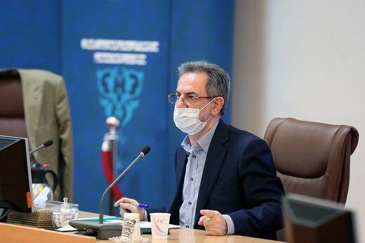 استاندار تهران: جریمه ۲۰۰ هزار تومانی برای کتمان بیماری کرونا
