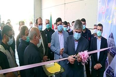 تصاویر مراسم رونمایی از واگن جدید ۲۶ متری در واگن پارس مپنا