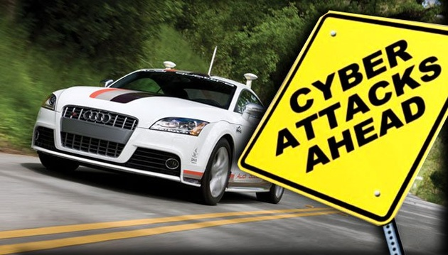 حملات سایبری تهدیدی جدید برای خودروهای مدرن