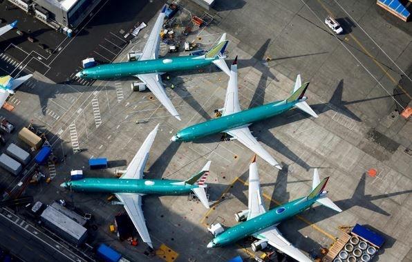 برنامه بوئینگ برای افزایش تولید هواپیمای مکس ۷۳۷
