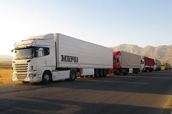 اعلام حمایت ۶۰۰ هزار راننده حمل کالای کشور و ۱۶۴ تشکل صنفی از وزیر پیشنهادی راه و شهرسازی