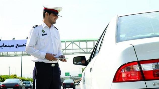 کد تخلفات رانندگی و نرخ جریمه سال ۱۴۰۰