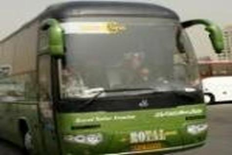 ۲۶ مصدوم بر اثر واژگونی اتوبوس در محور اردکان نائین