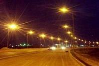 عملیاتی شدن سیستم روشنایی محور سلفچگان- راهجرد