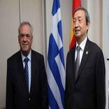 چین و یونان در «یک کمربند، یک جاده» همکاری میکنند