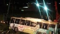 مقصرانی که در تصادف مرگبار اتوبوس لرستان دیده نشدند