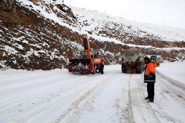 ماشینآلات راهداری یزد فرسوده هستند