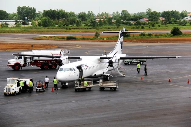 برقراری پرواز مستقیم رشت- گرجستان از فرودگاه سردارجنگل