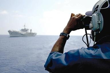 واکنش یک دریانورد بازنشسته به اقدام توهینآمیز هندیها
