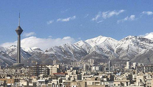 کیفیت قابل قبول هوای تهران/ افزایش دما تا ۳۴ درجه