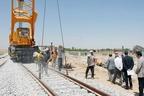 راهآهن در ۲۱ کیلومتری ارومیه
