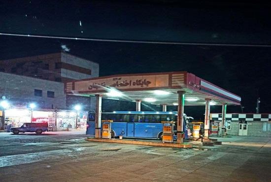 فیلم| در جست و جوی گازوئیل