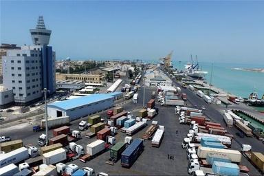 بیش از هفت میلیون تن کالا از گمرکات استان بوشهر صادر شد