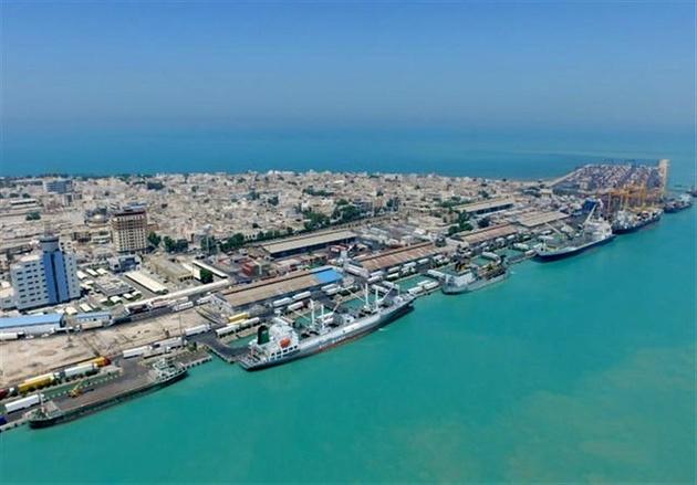 تخلیه و بارگیری در بندر بوشهر 37 درصد افزایش یافت
