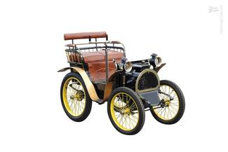 اولین خودرویی که رنو ساخت !