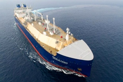 LNG tanker starts first voyage through Northern Sea Route