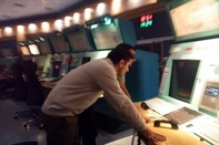 مرکز کنترل فضای کشور و فرودگاه مهرآباد به نسل جدید نمایشگرهای راداری تجهیز شدند