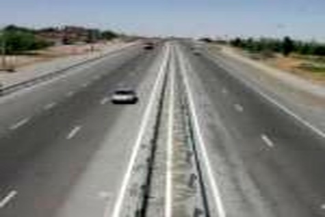 افتتاح یک طرح توسط دو رئیس جمهور / تلخ و شیرین جاده قم - گرمسار