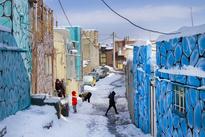 خانه های رنگی اراک را در این تصاویر ببینید