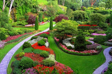 The Most Luxurious Gardens Around the World