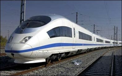 ساخت راهآهن سریعالسیر تهران- اصفهان از سر گرفته شد