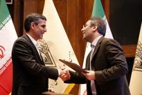 امضای دو تفاهمنامه در همایش سرمایهگذاری و تأمینمالی حملونقل ریلی