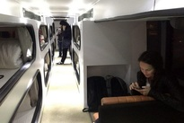 اتوبوس جدیدی که امکانات فرستکلاس دارد