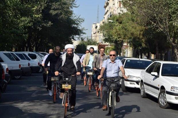 پروژه خیابان باز در شهرهای کشور به صورت مستمر برگزار میشود