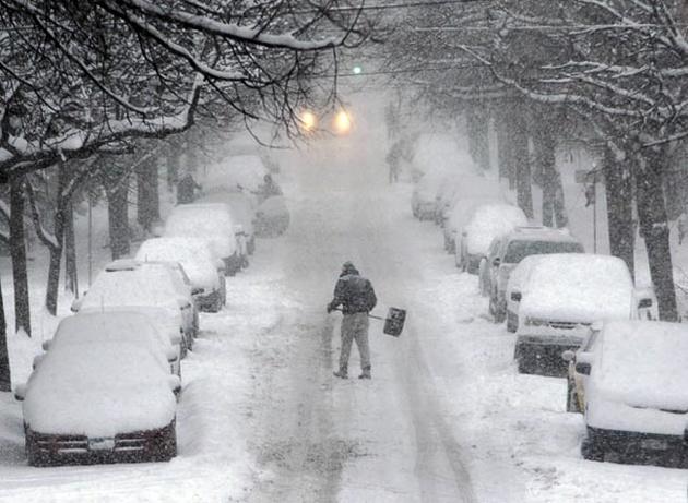 سایت های برف روبی شمال تهران آماده سازی شد