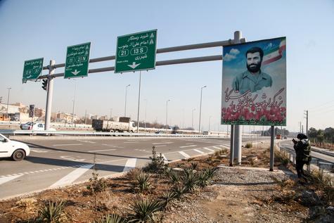 بازدید عکاسان خبری از فازدوم پروژه بزرگراه شهید نجفی رستگار