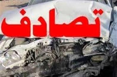 یک کشته در تصادف موتورسیکلت با وانت تویوتا در اسلامیه