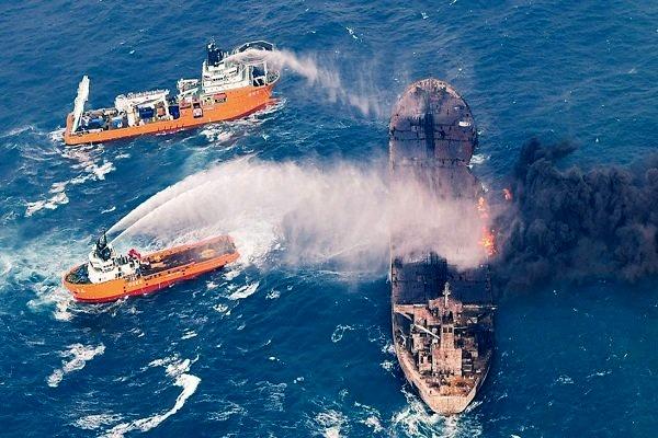 ماجرای تماسهای مشکوک از کارکنان کشتی «سانچی» چیست؟