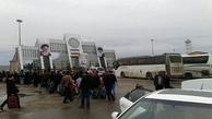 تردد مسافر از پایانه مرزی بیله سوار مغان ۱۸ درصد افزایش یافت