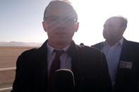 حضور خانواده قربانیان سقوط هواپیما ترکیهای در فرودگاه شهرکرد