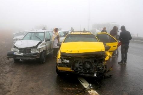 دو کشته و سه مصدوم در کهگیلویه وبویراحمد طی دو تصادف