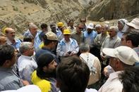 جلسه شورای هماهنگی مدیران ستادی در بیشه لرستان برگزار شد